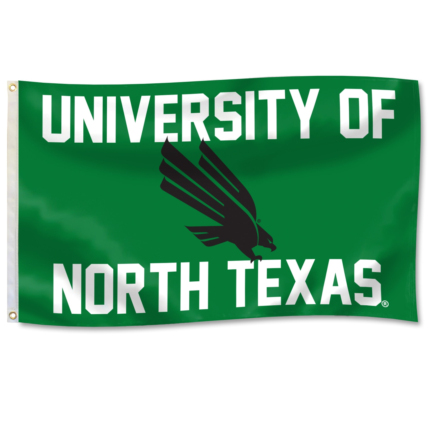 University of North Texas 3'x5' Durawave Flag