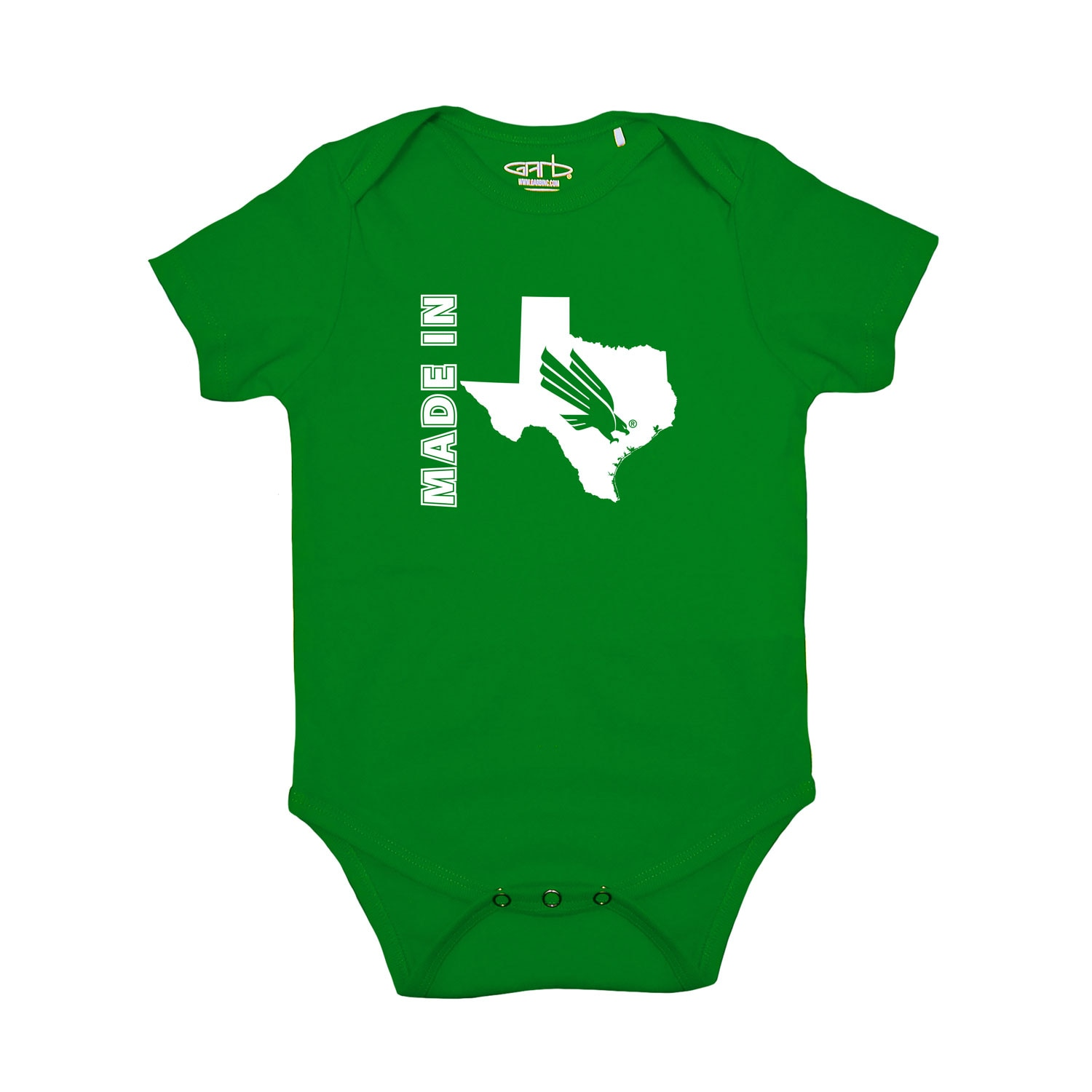 University of North Texas Garb Infant Otis Bodysuit