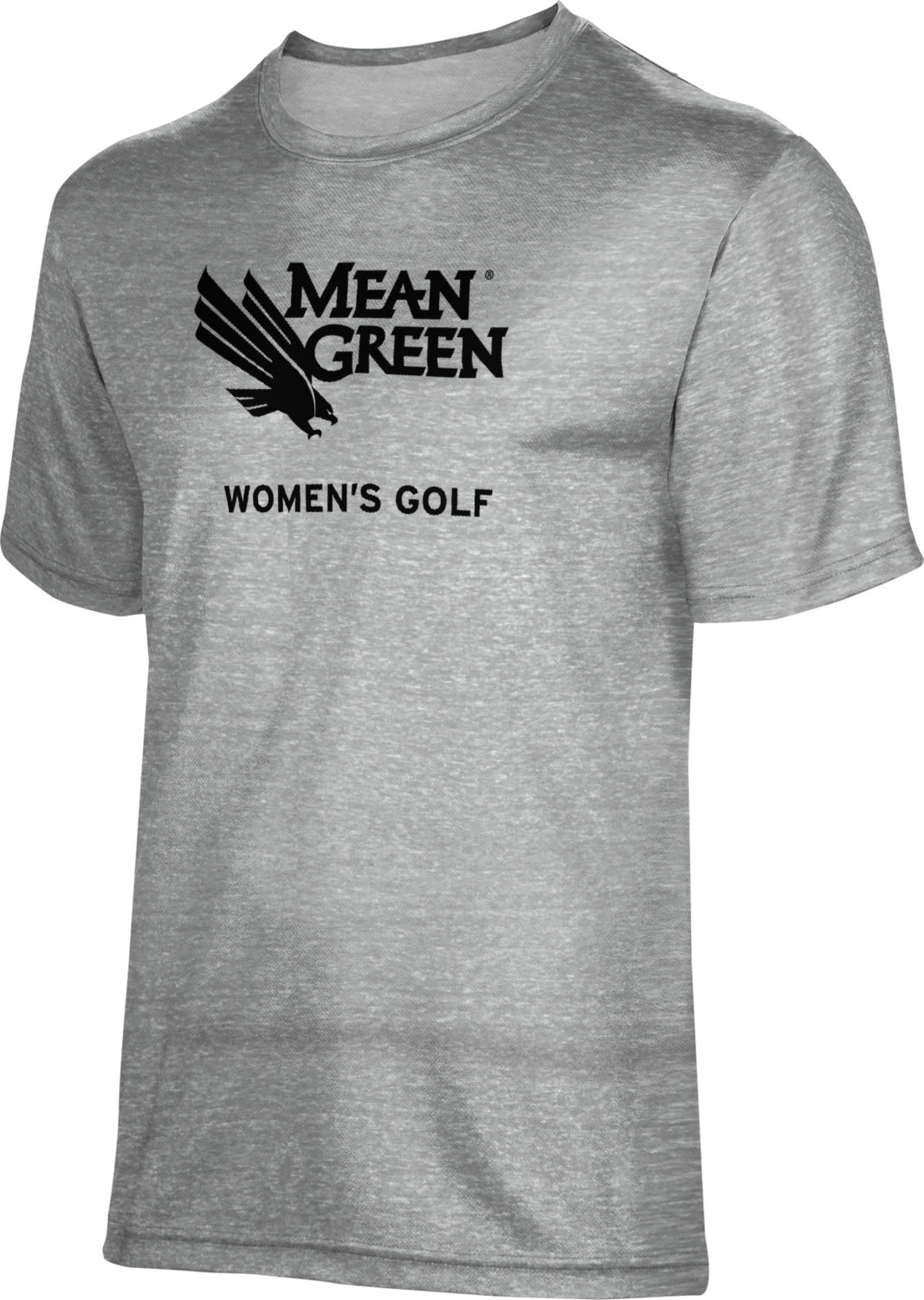 ProSphere Women's Golf Unisex TriBlend Distressed Tee