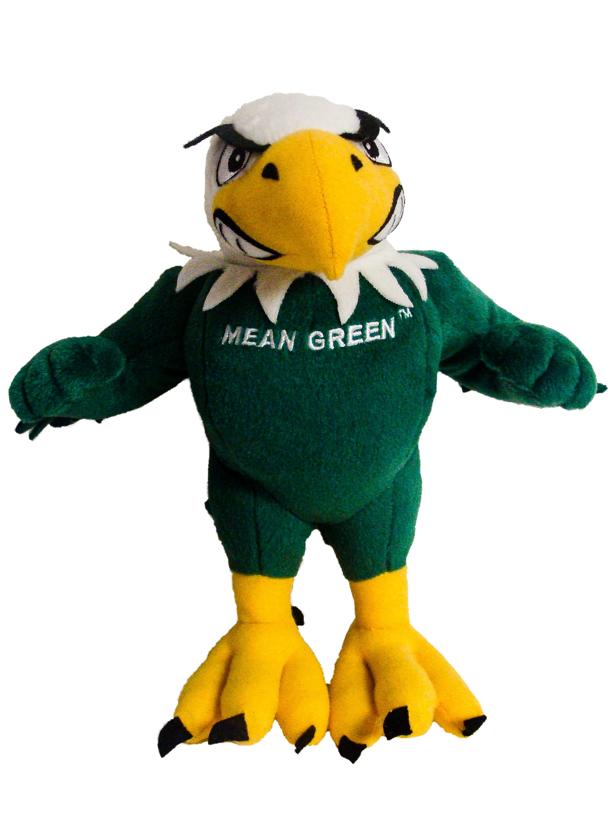 University of North Texas 10in Custom Plush Mascot