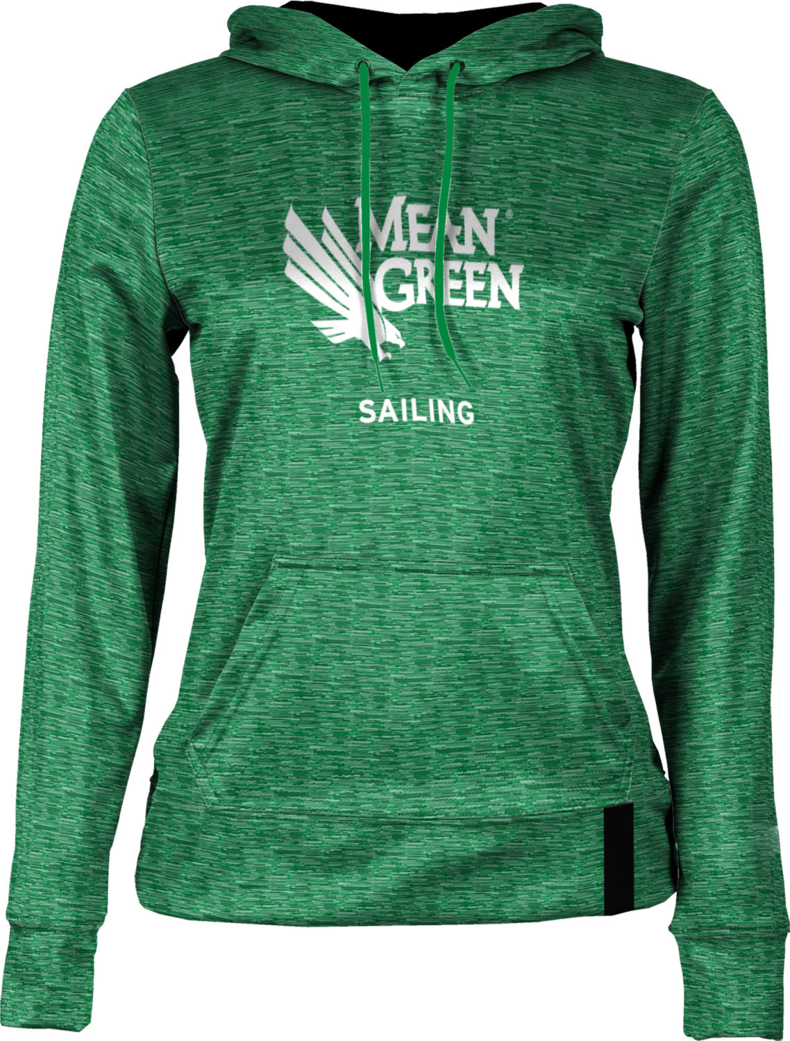 Girl's ProSphere Sublimated Hoodie - Sailing