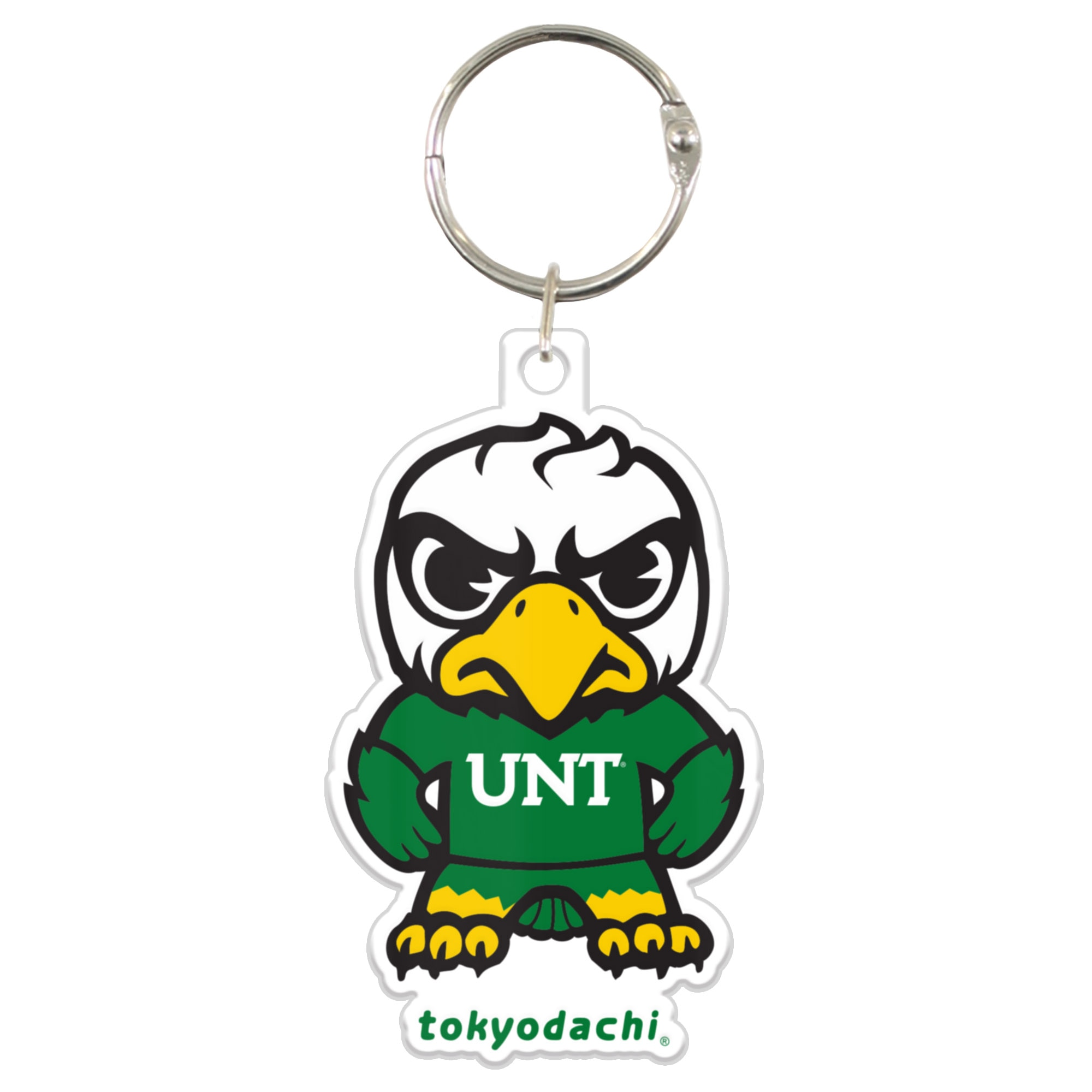 University of North Texas TOKYODACHI Key Tag