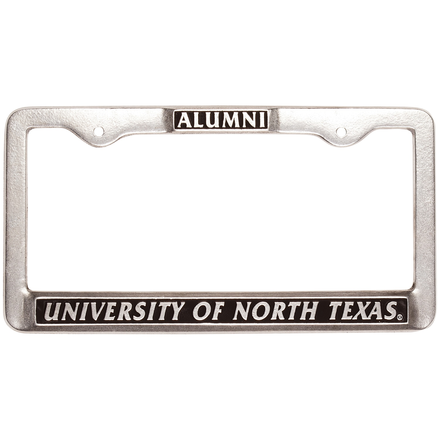 University of North Texas License Plate Frame