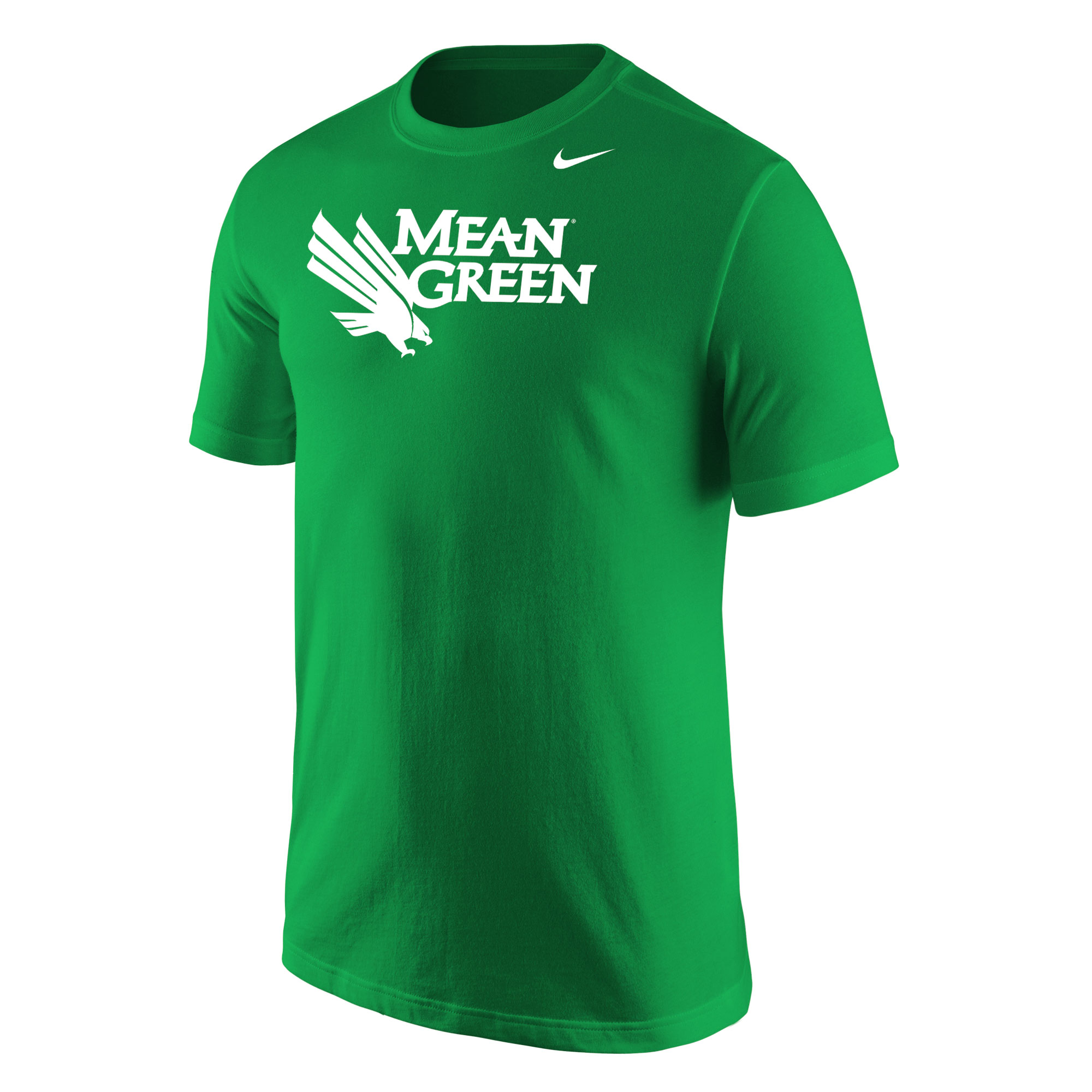 University of North Texas Nike Core Cotton Short Sleeve T-Shirt