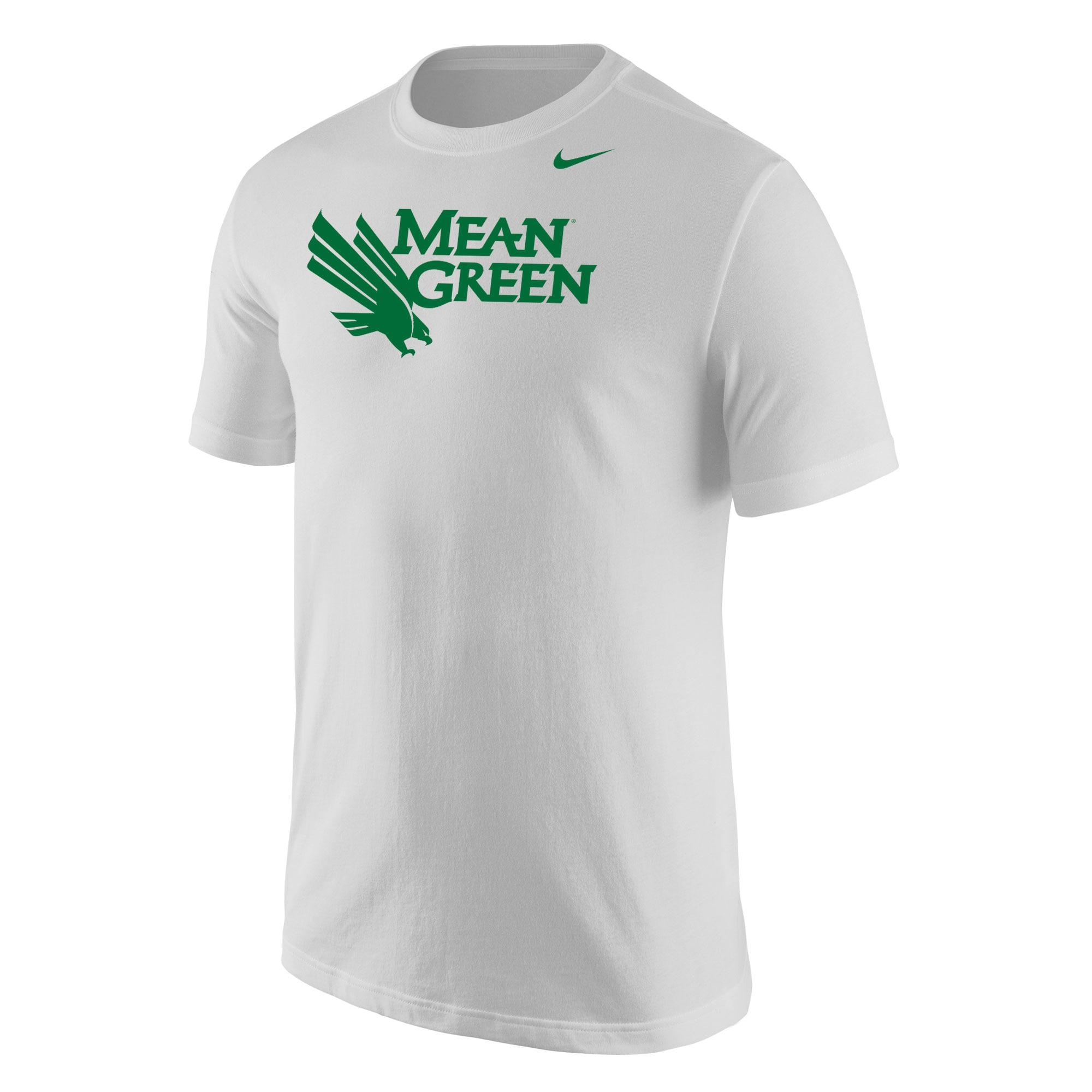 University of North Texas Nike Core Cotton Short Sleeve T-Shirt