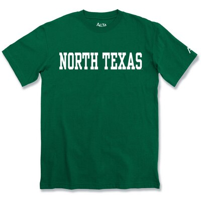 University of North Texas Alta Grcia Rolled T-Shirt