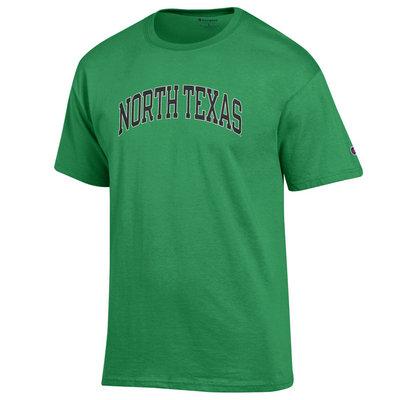 University of North Texas Champion 100% Cotton T-Shirt