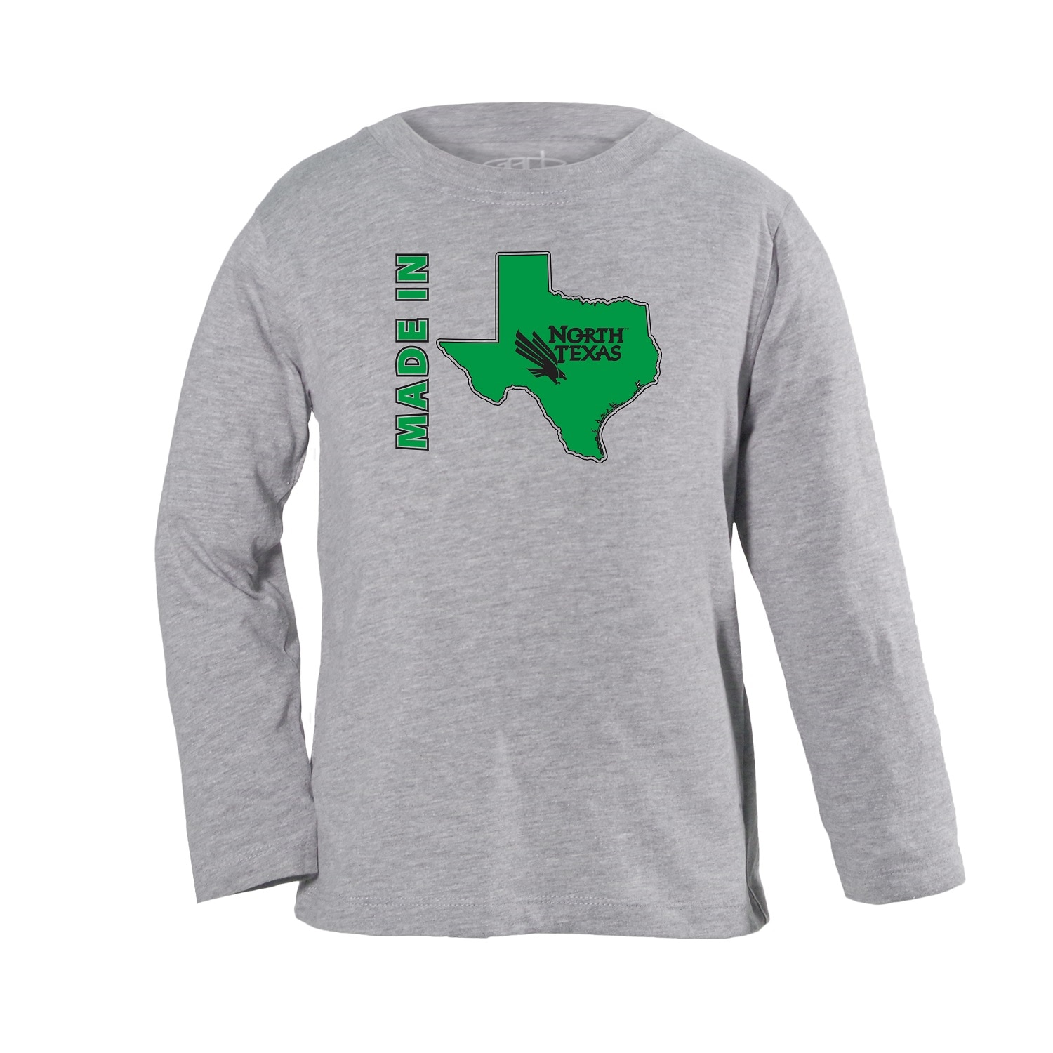 University of North Texas Garb Toddler Lane Long Sleeve T-Shirt