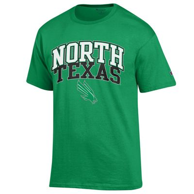 University of North Texas Champion 100% Cotton T-Shirt