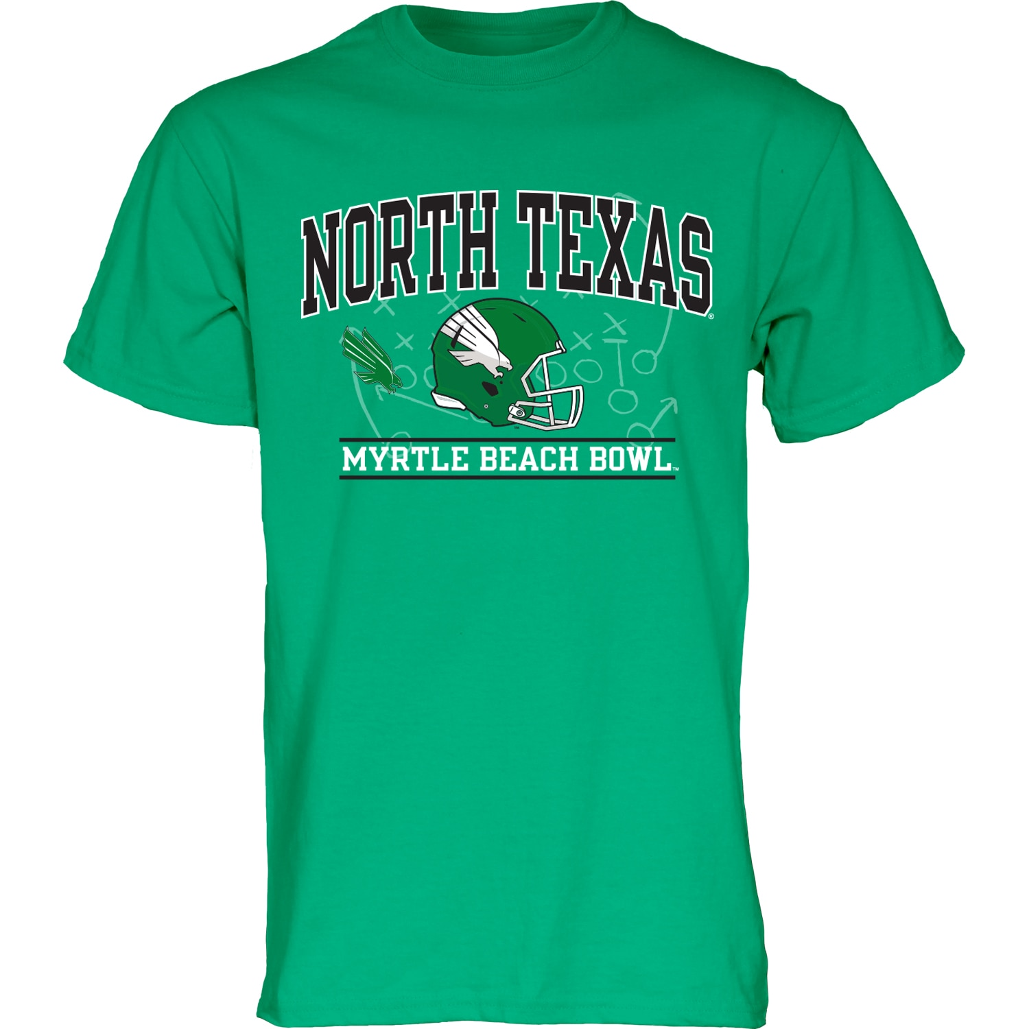 University of North Texas Bowl Bound Tee