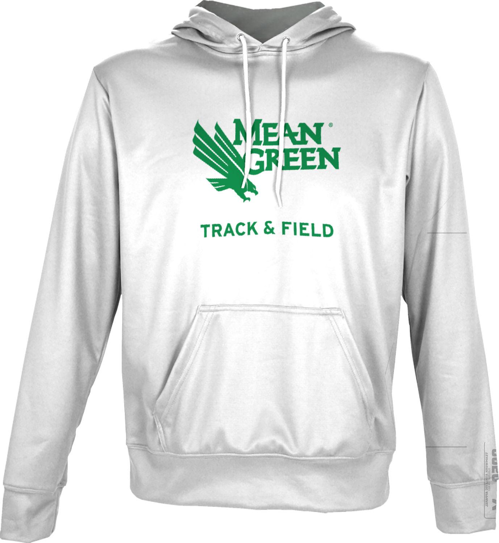 Spectrum Track & Field Unisex Distressed Pullover Hoodie
