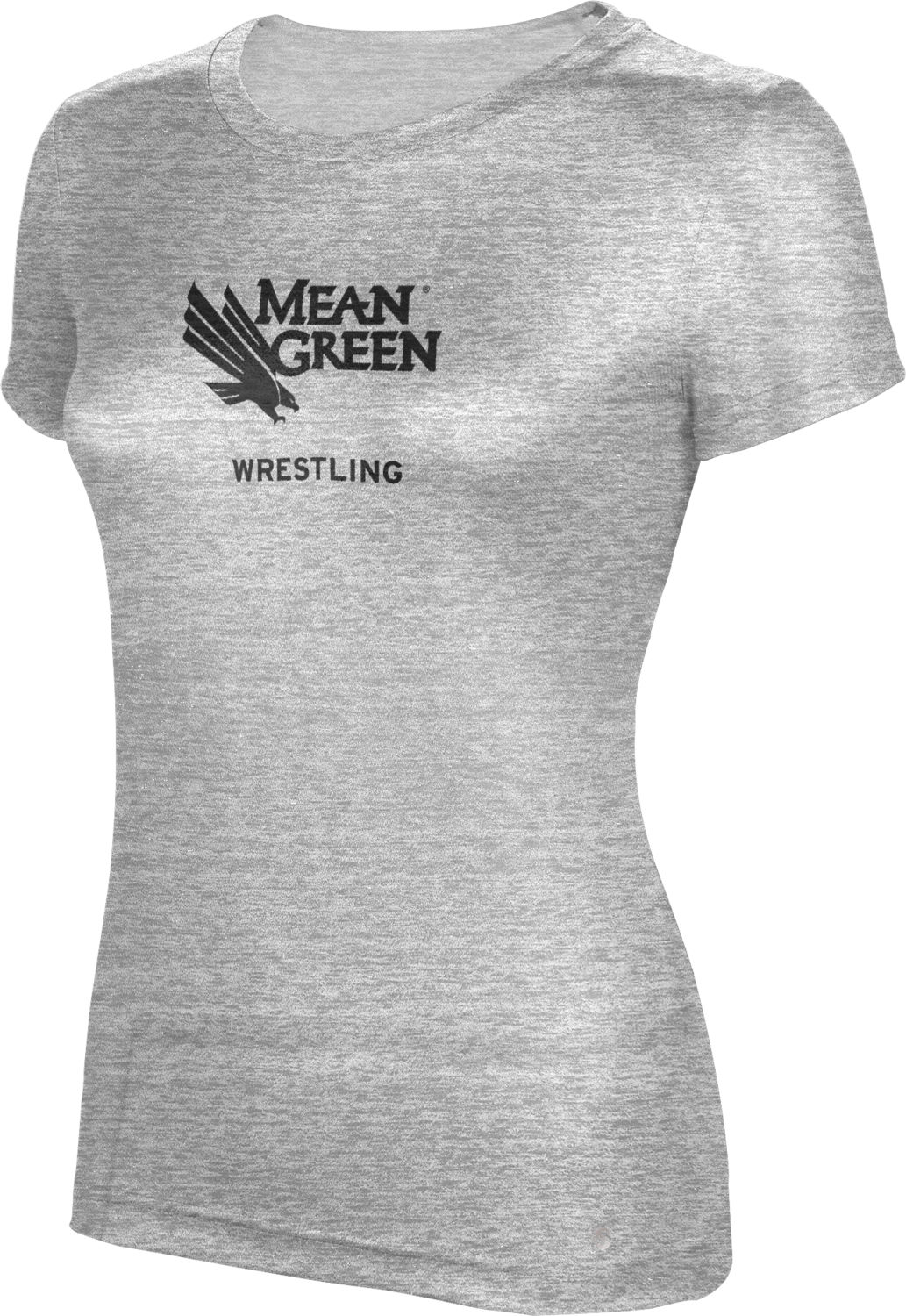 ProSphere Wrestling Womens TriBlend Distressed Tee