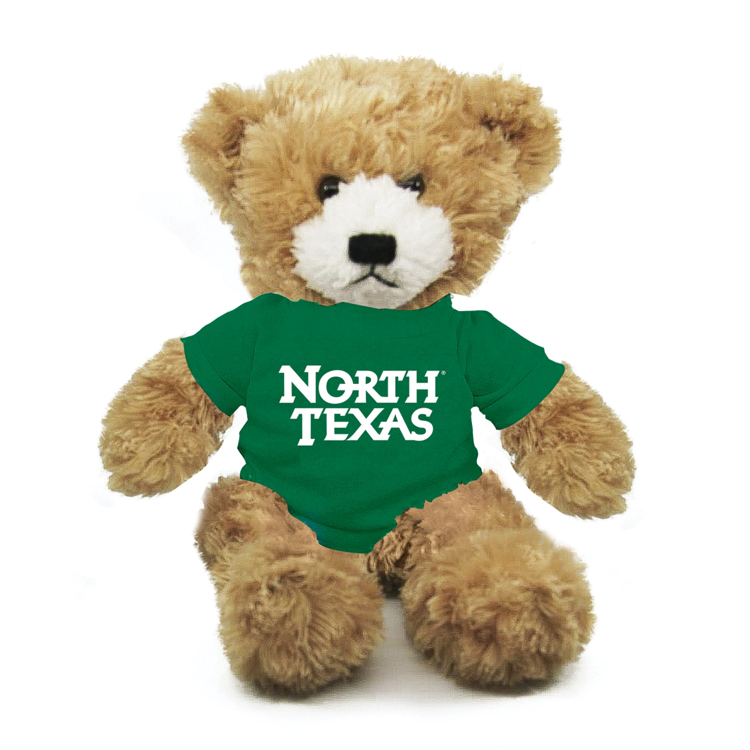 "University of North Texas 10"" Light Brown Bear"