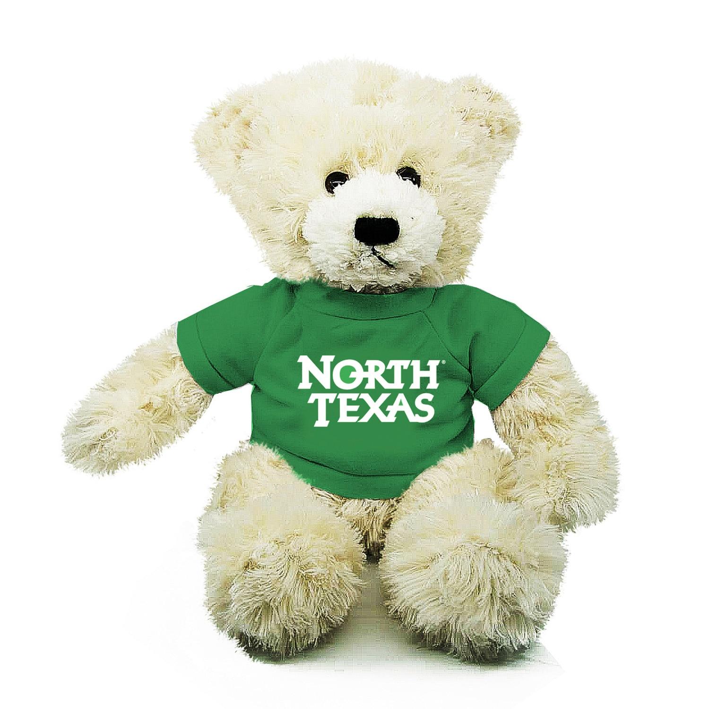 "University of North Texas 10"" Light Brown Bear"