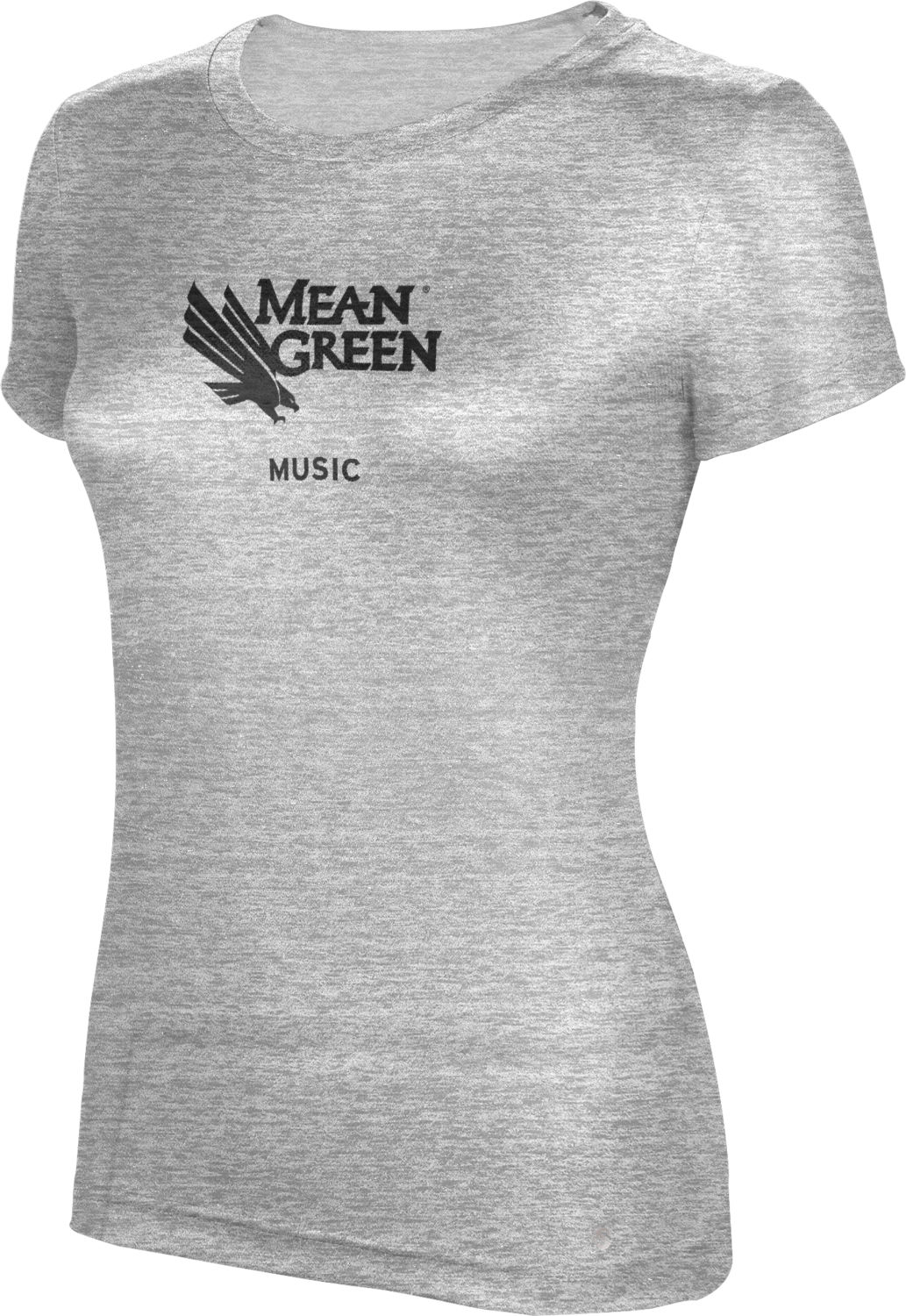 ProSphere Music Women's TriBlend Distressed Tee