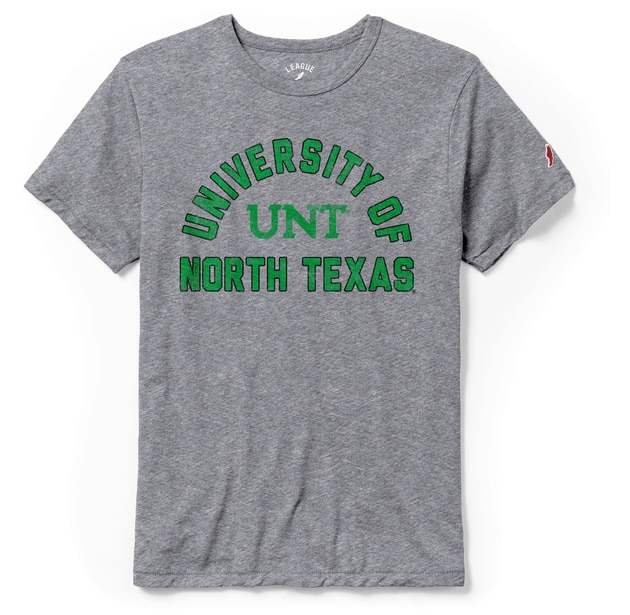 University of North Texas League Victory Falls Short Sleeve T Shirt