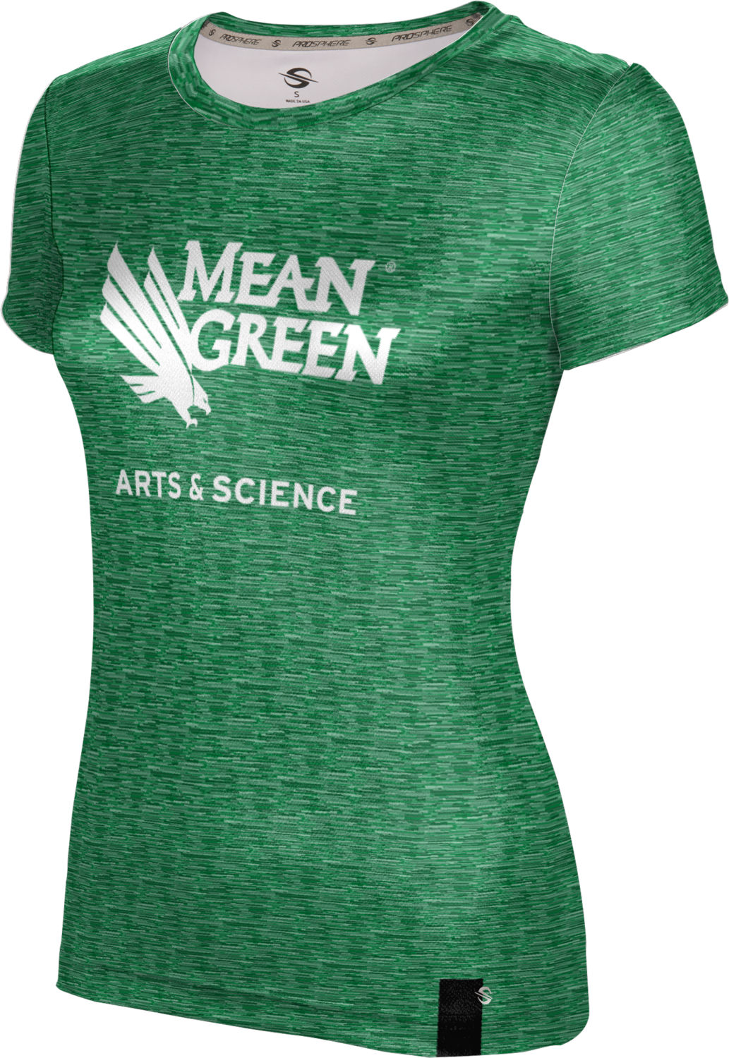 Girl's ProSphere Sublimated Tee - Arts and Science