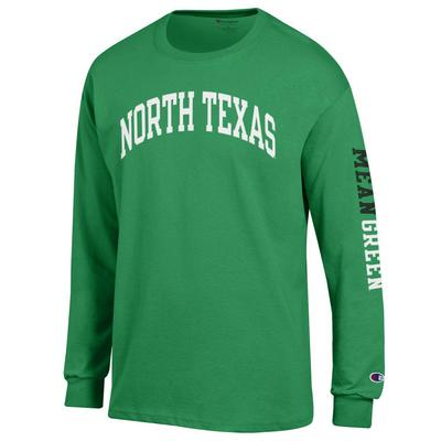 University of North Texas Champion Jersey Long Sleeve T-Shirt