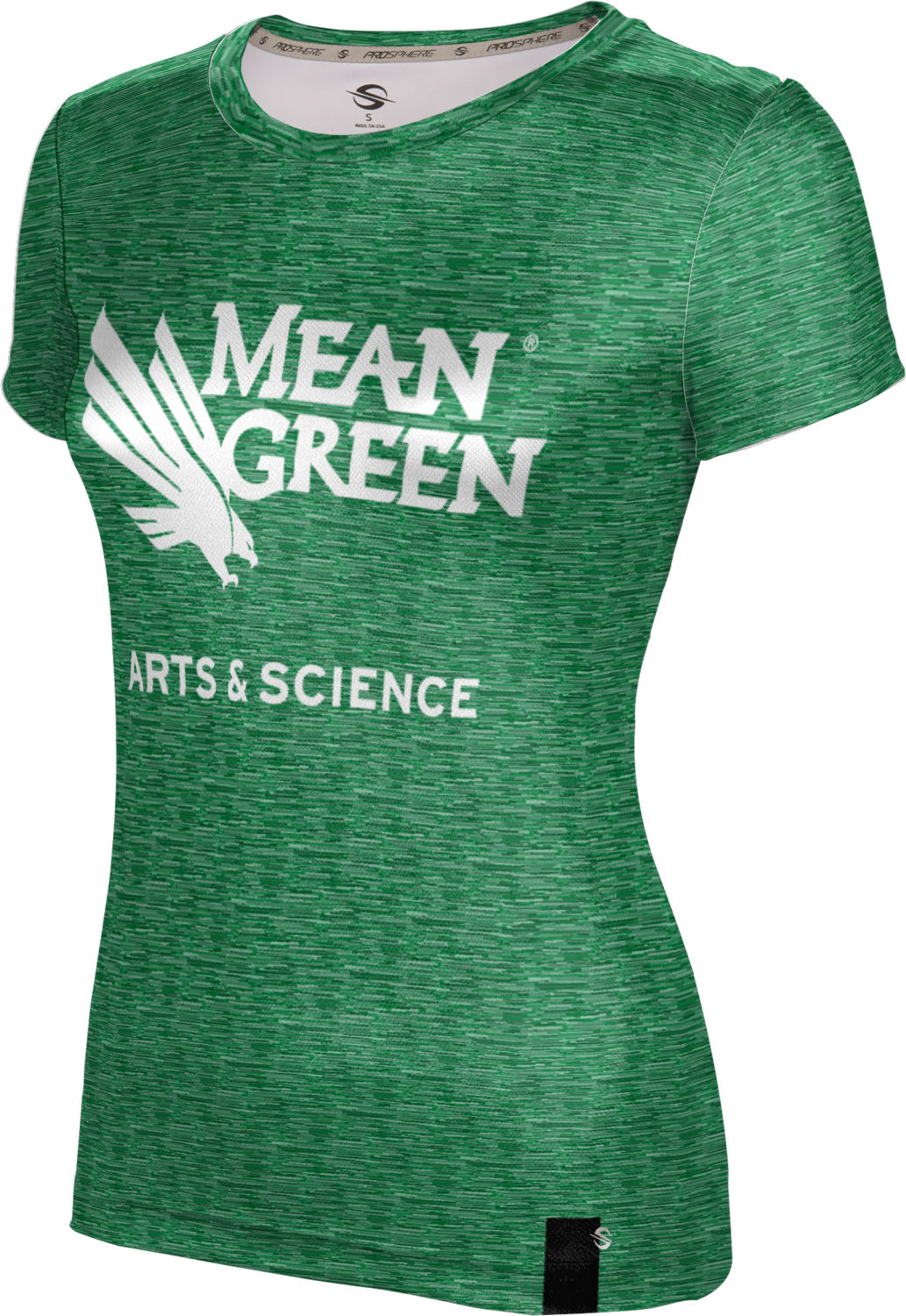 ProSphere Arts & Science Women's Short Sleeve Tee