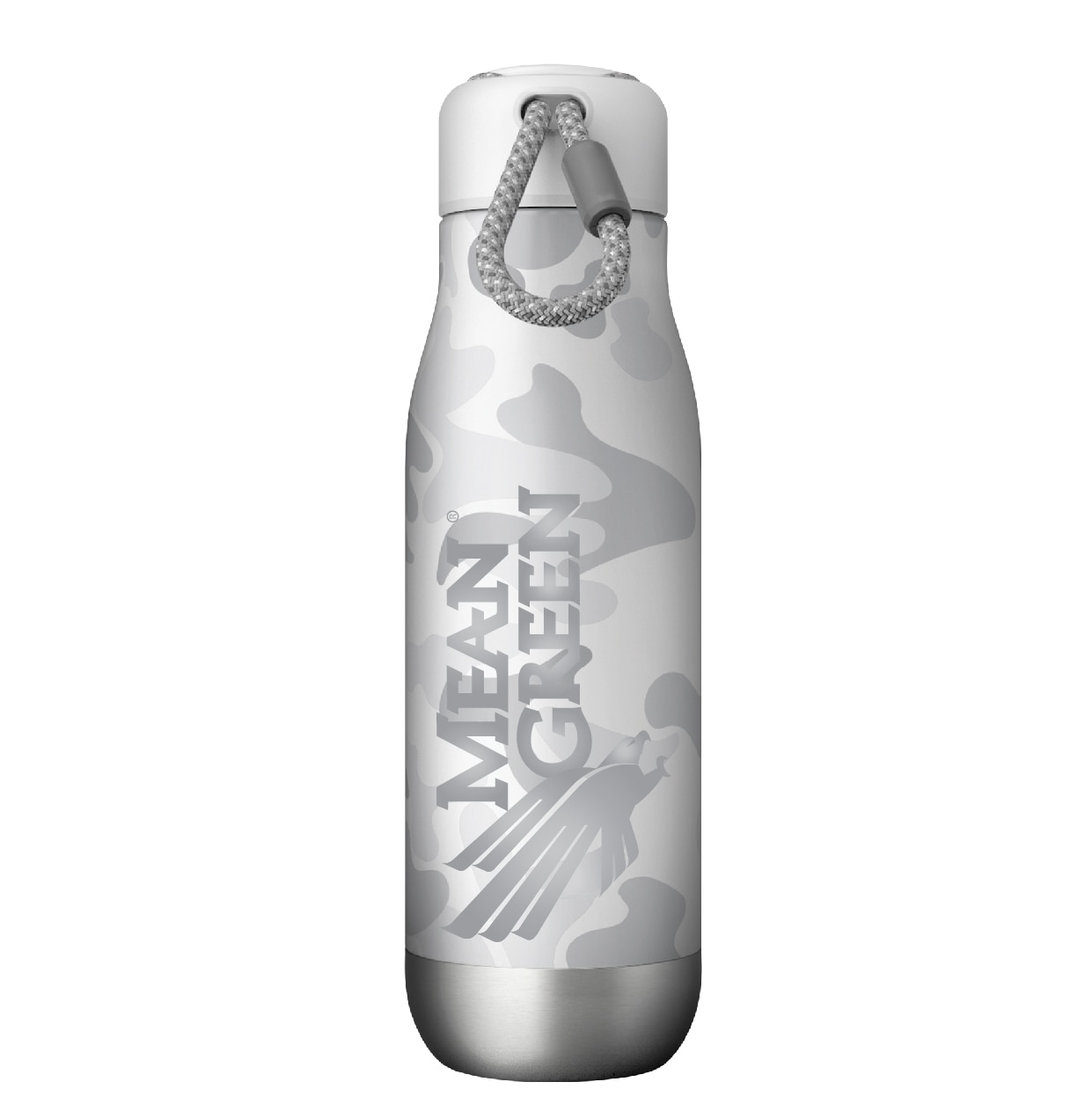 University of North Texas Zoku 17 oz Stainless Water Bottle