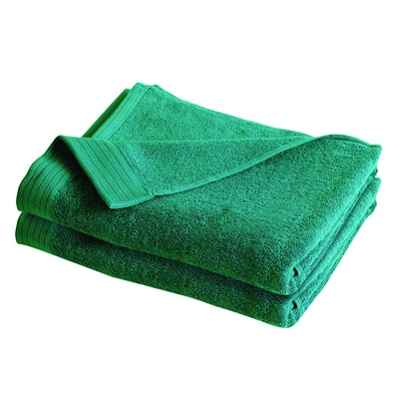 IZOD Everyday Teal 4 Pack Bath Towels