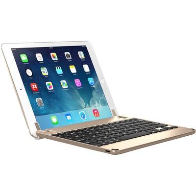 Brydge 9.7 Aluminum BT Keyboard Gold