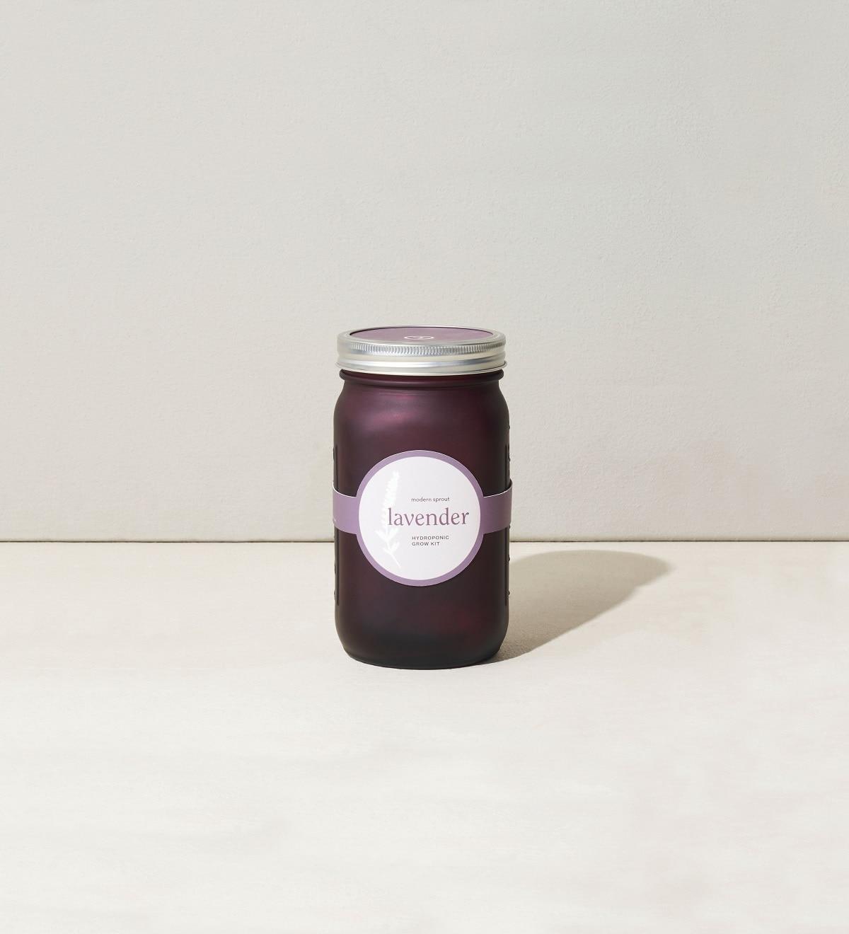 Garden Jar Lavender