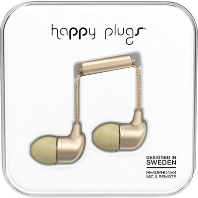 Happy Plugs Champagne In-Ear