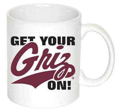 University of Montana 11oz Ceramic Coffee Mug