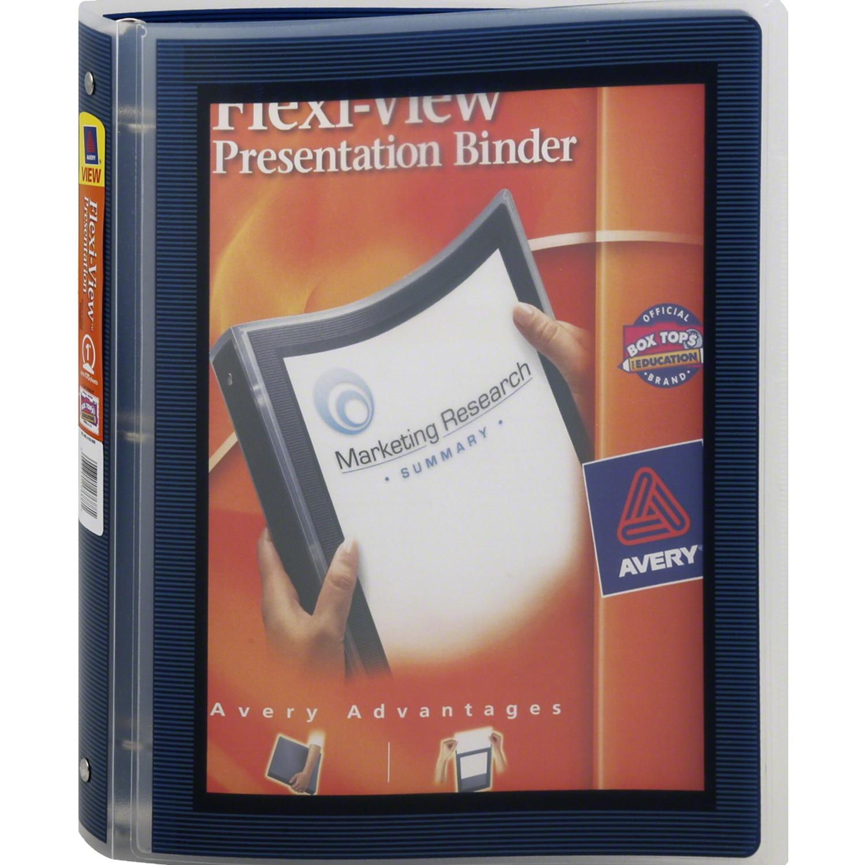 Flexview 1Presentation Binder