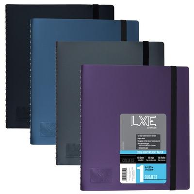 Lxe 1 Subject Asst Colors 11 x 8