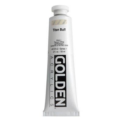 Golden(R) Heavy Body Acrylic, 2 oz., Buff