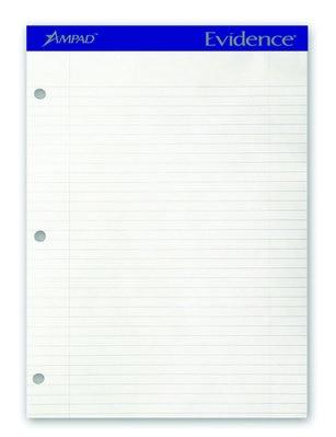 Ampad White Dual Pad