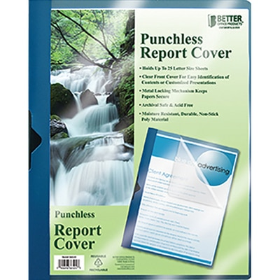 Better Punchless Report Cover