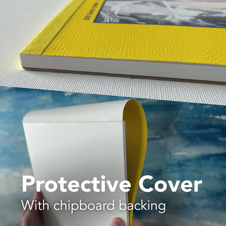 "Strathmore Bristol Paper Pad, 300 Series, Smooth, 9"" x 12"""