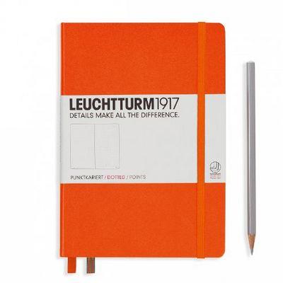 Leuchtturm1917 Medium (A5) Size Notebook Dotted