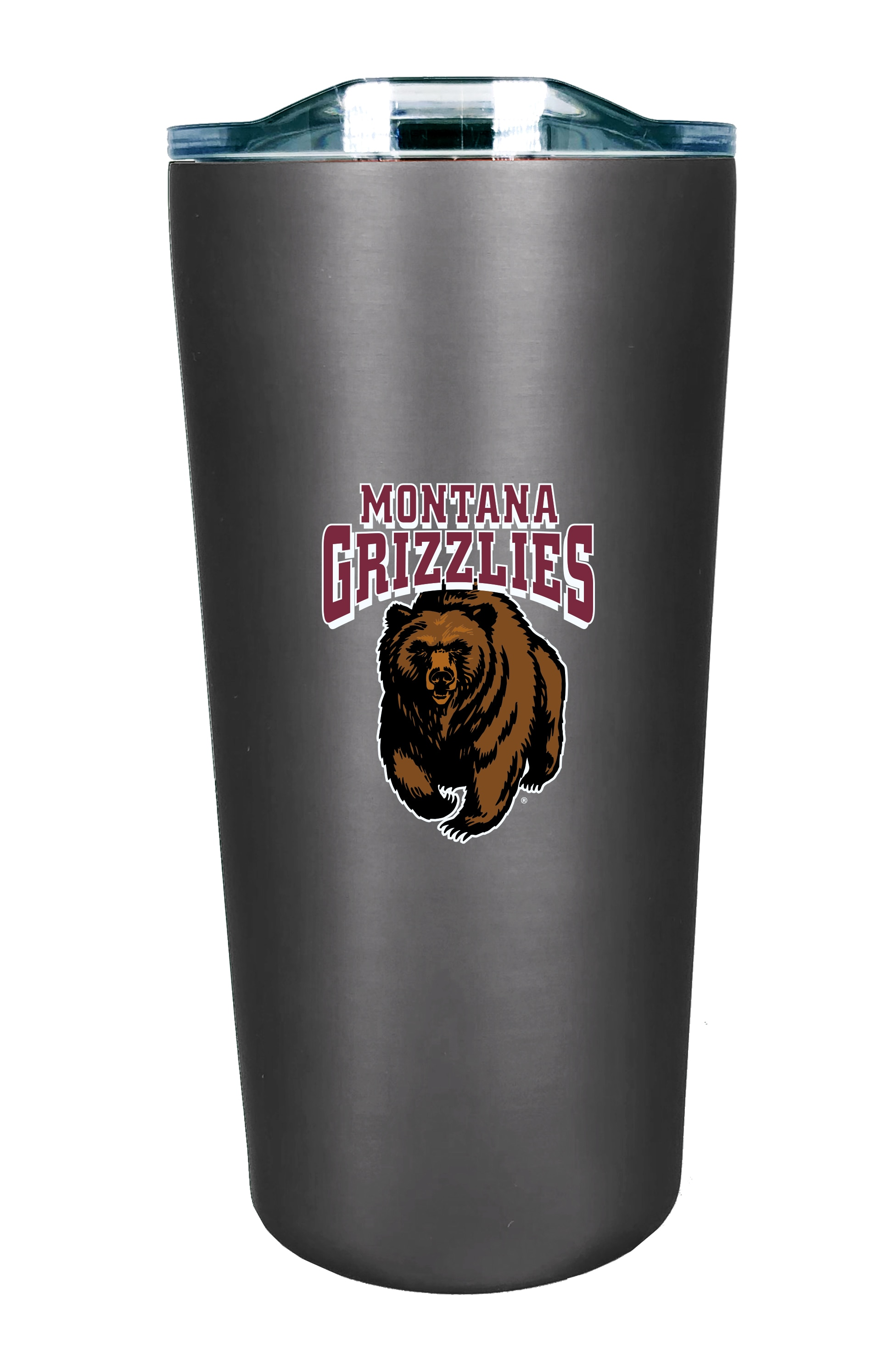 University of Montana 18 oz Soft Touch Stainless Steel Tumbler