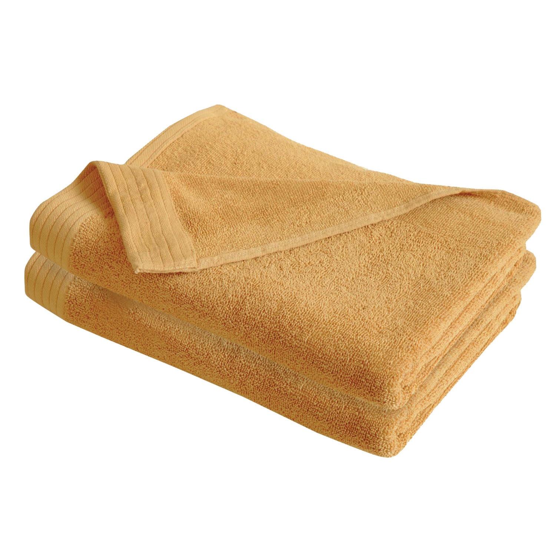 IZOD Everyday Gold 4 Pack Bath Towels