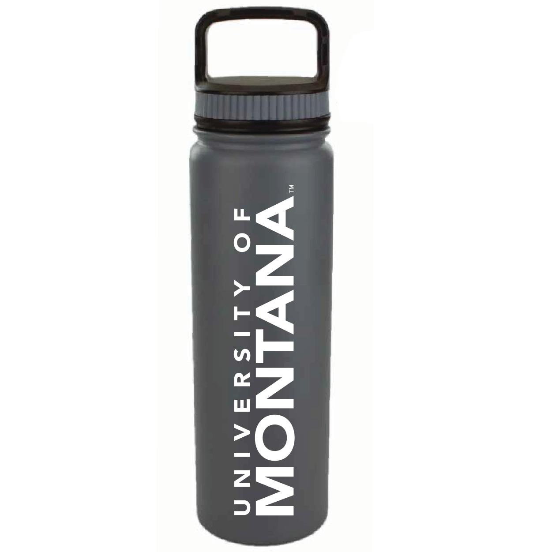University of Montana 24oz Stainless Water Bottle