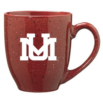 University of Montana 16 oz Speckled Ceramic Coffee Mug