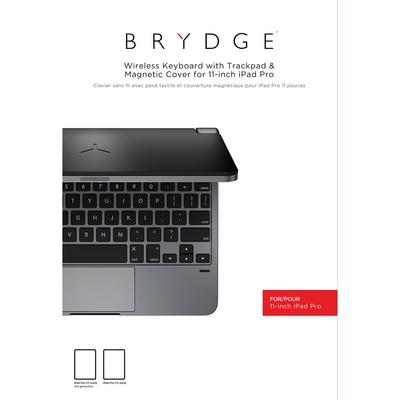 Brydge 11.0 Alum BT Keyboard Space Gray