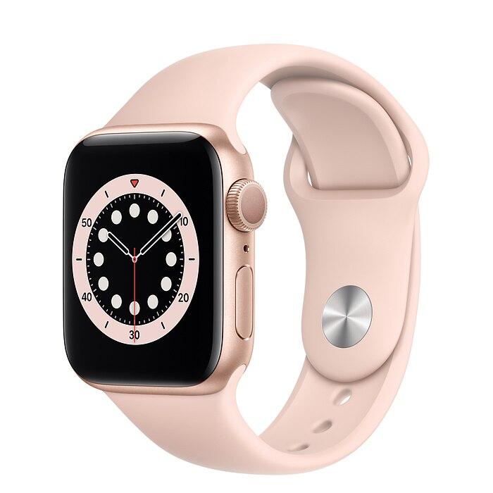 Apple Watch S6 40mm Gold AL Rose Gold GPS