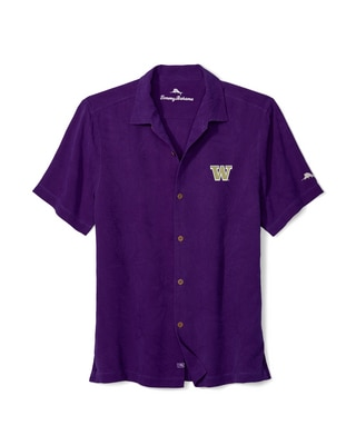 Washington Huskies Sport Al Fresco Tropics Jacquard