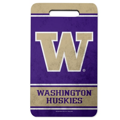 Washington Huskies Seat Cushion PHOTO