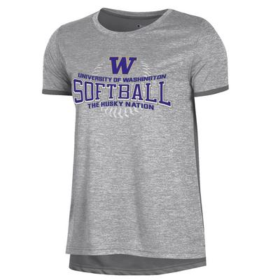 Washington Huskies Marathon Tee