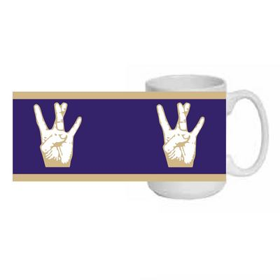 Washington Huskies 15oz Ceramic Coffee Mug