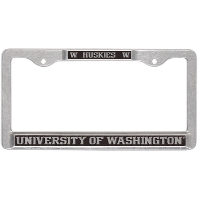 Washington Huskies License Plate Frame