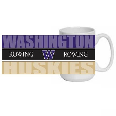 Washington Huskies 15oz Nursing Ceramic Coffee Mug