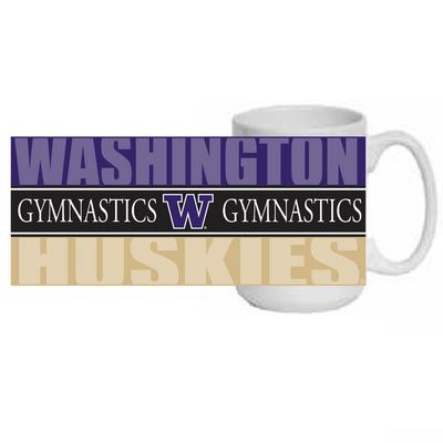 Washington Huskies 15oz Engineering Ceramic Coffee Mug