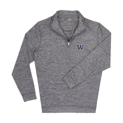Washington Huskies Ecotec Peached 1/2 Zip
